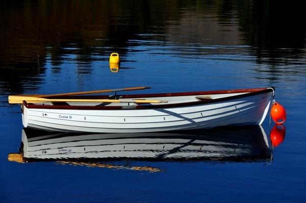 Little Fishing Boat by billmac57