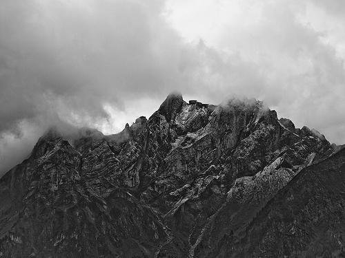 Misty Mountain by Fluke