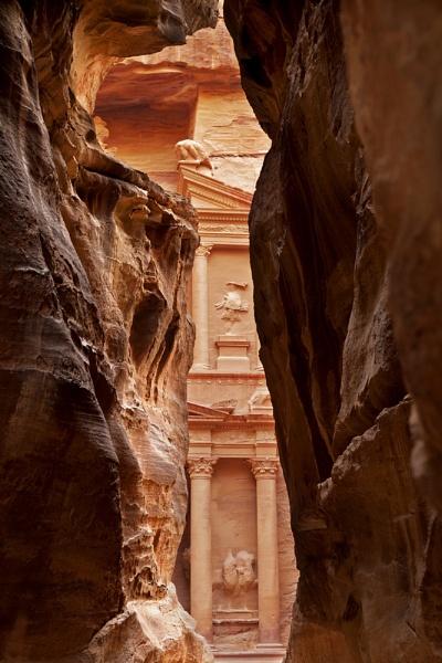 Petra Treasury #1 by andy210966