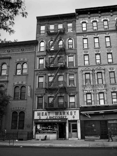Baczynsky Meat - East Village, NY by Gillspam