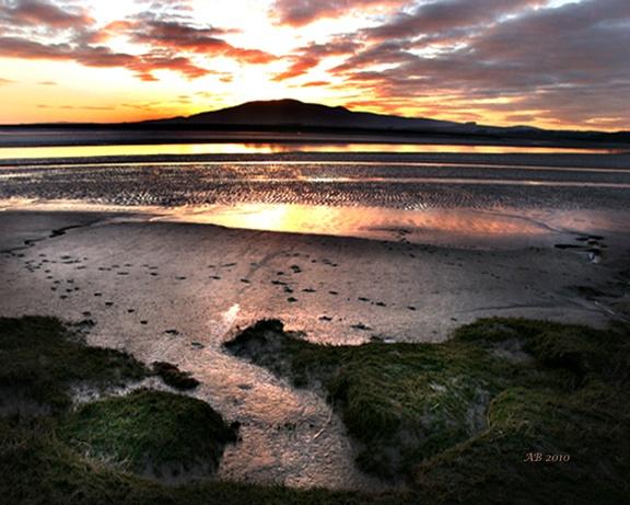 Solway shore by aliciabeesley
