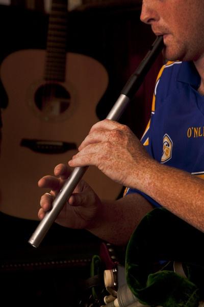 Irish musician by Lean