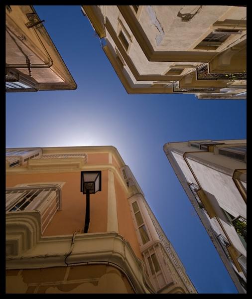 Cadiz Street Corner by Nothern_Licht
