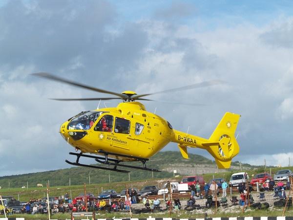 North West Air Ambulance by kevtrucker