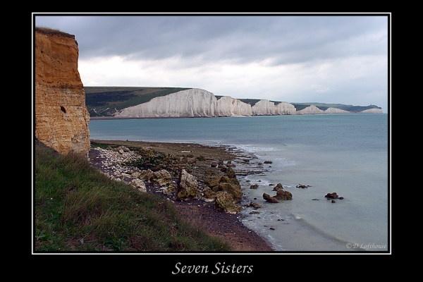 Seven Sisters by darranl