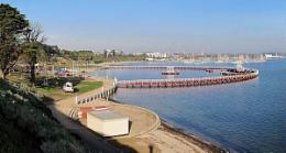 Eastern Beach  Geelong  Victoria Au