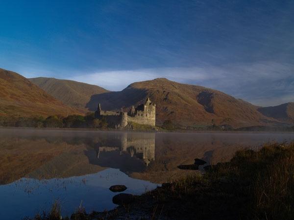 Kilchurn Castle by Gilbrae