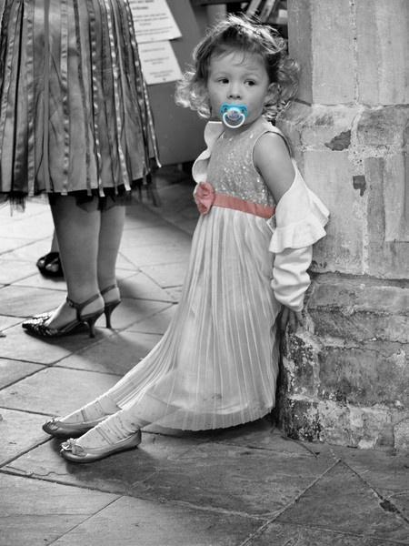 little girl by ianrobinson