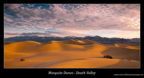Death Valley Dunes by Weirdfish695