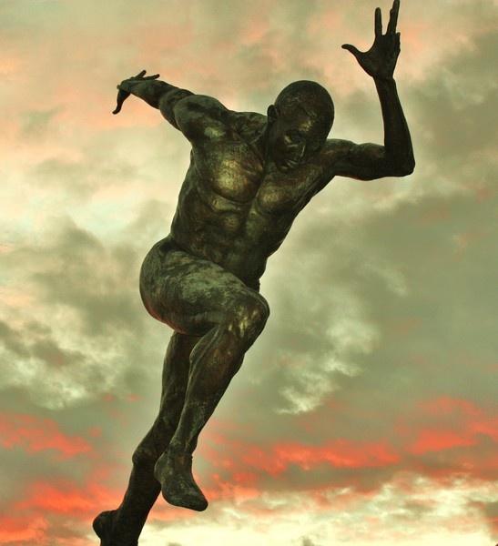 running man by bobmason
