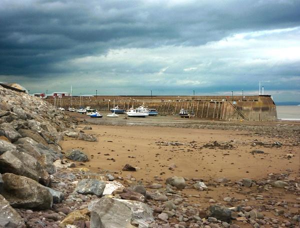 Harbour Walk by rolandb1952