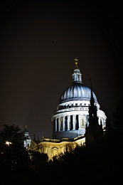 St Paul's Last Night