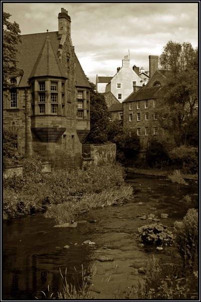 Dean Village by bronny
