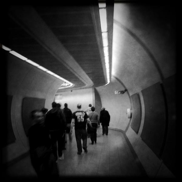 London Underground by pattycake