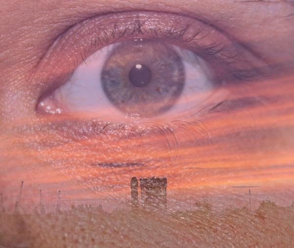 Goole Eye.... by SKETCHER68