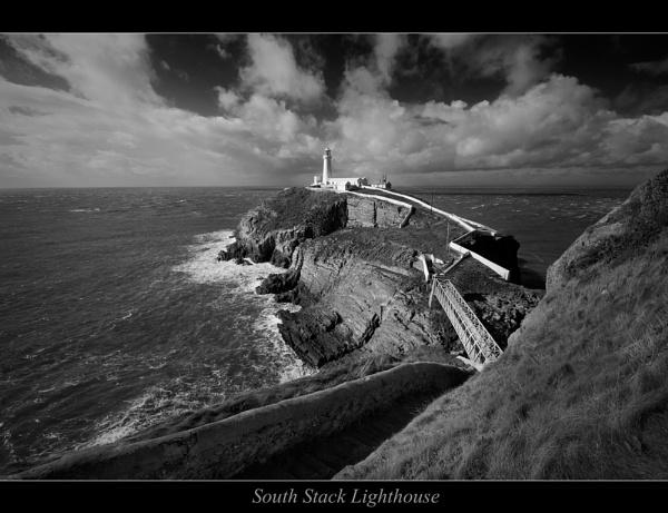 South Stack Lighthouse by djjurky