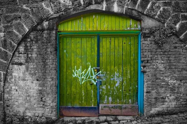 The Green Door by mjb22