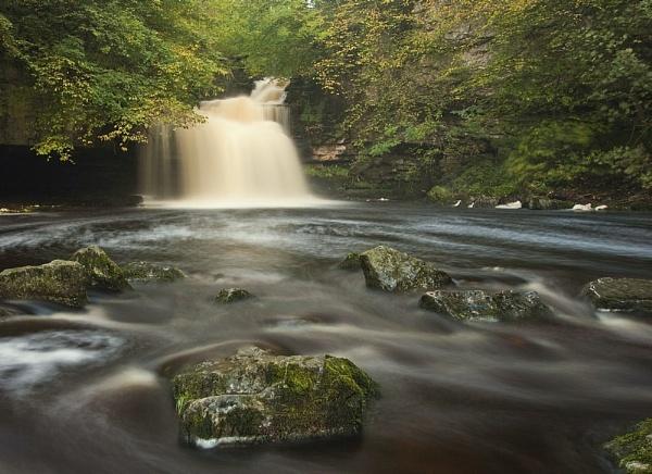 Cauldron Falls by Warriorpoet