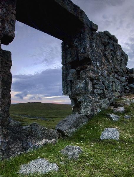 Ruin Window by DianeFifield