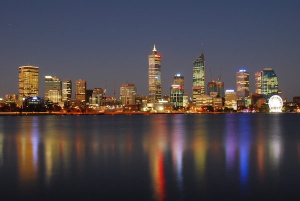 Perth by Night