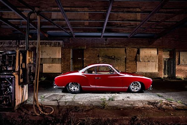 \'69 Karmann Ghia by IRaddict