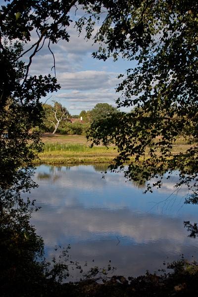 Hatchet Pond by HelenHiggs