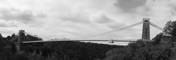 Clifton Suspension Bridge by pokey110
