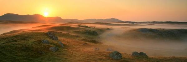 Grimsay Dawn by jdgrimsay