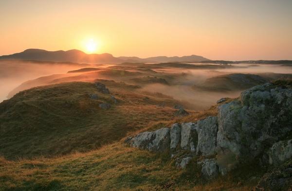 Sunrise by jdgrimsay