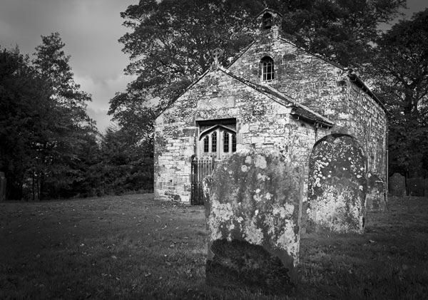 Brampton old church by KMRennie