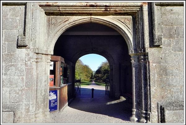 Lanhyrock Gate House. by rpba18205