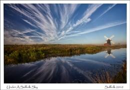 Under a Suffolk Sky