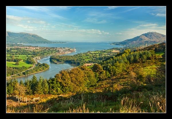 Carlingford Lough by Porthos