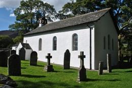 Little town church