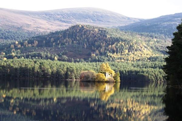 Loch an Eilan Castle by RO51WHO