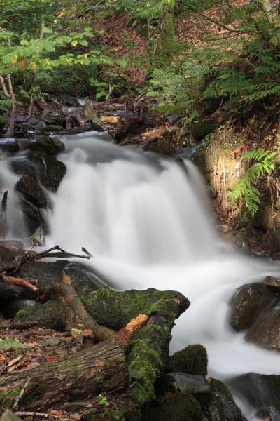 Ffrwd Waterfall by PaulJenkins