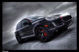 Porsche Cayenne with HRE 947R