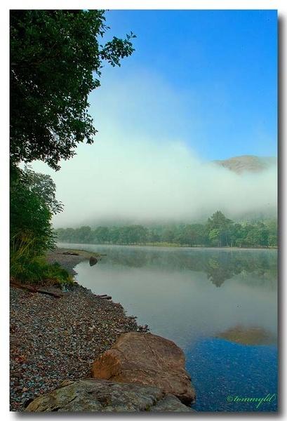 Loch Lubnaig by tommyld
