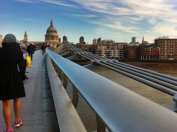 HDR Millennium Bridge by RodJames