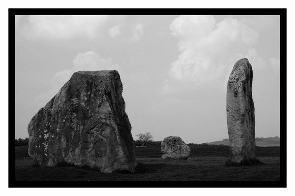 Three little stones by bronny