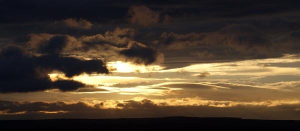 Yorkshire Sunset by jon gopsill
