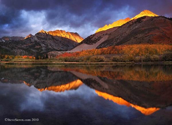 Storm Light of Autumn by SteveSieren