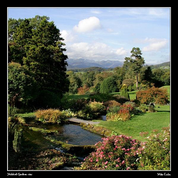 Holehird Gardens by oldgreyheron