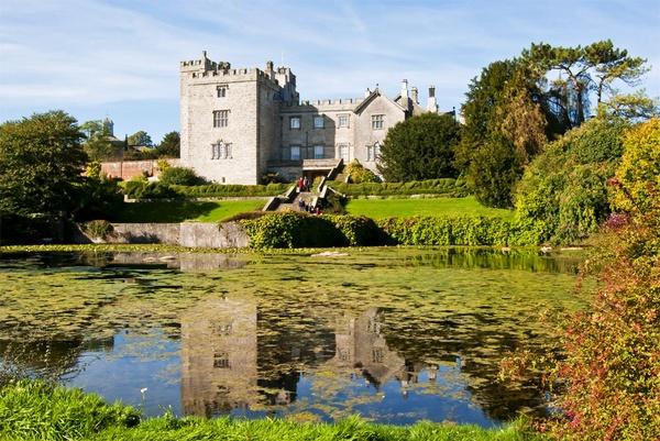 Sizergh Castle. by gaelldew