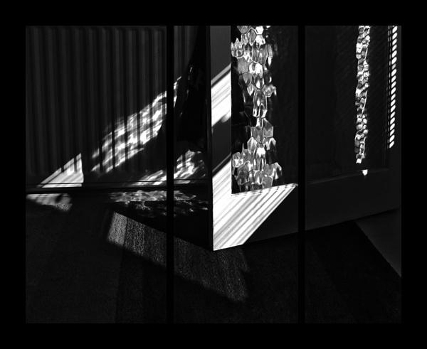 Shafts of light by helenlinda