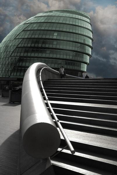 Handrail by BevHadland