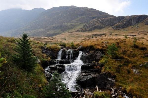 A Scottish Postcard by billmac57