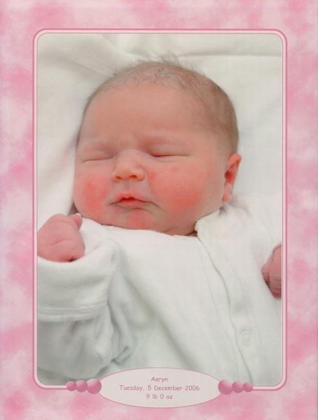 Baby portrait. by Adam_H