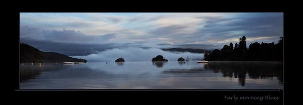 Early Morning Blues by Mynett