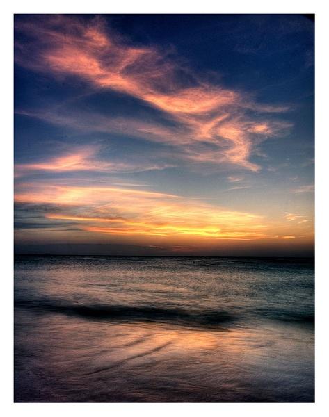 Caribbean Sunset by philsmed